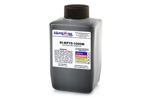 Squid Ink's replacement inkjet ink for Matthews JAM-4000 DOD Ink